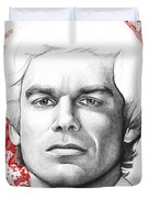 Dexter Morgan Duvet Cover