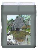 Dexter's Grist Mill - Cape Cod Duvet Cover