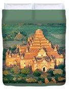 Dhammayangyi Temple - Bagan Duvet Cover