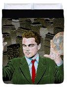 Di Caprio  Duvet Cover