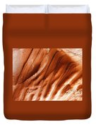 Diamond Fork Red Rock 010 Duvet Cover