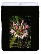 Diane's Flower Duvet Cover