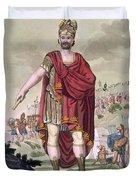 Dictator, 1796 Duvet Cover
