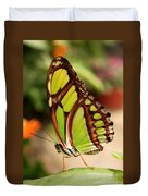 Dido Longwing Butterfly Duvet Cover