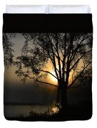 Diffused Glow Duvet Cover