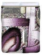 Digital Design 566 Duvet Cover