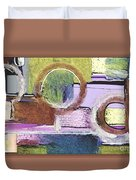Digital Design 573 Duvet Cover