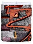 Digital Design 574 Duvet Cover