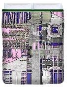 Digital Design 591 Duvet Cover