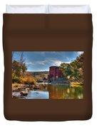Dillard Mill Duvet Cover