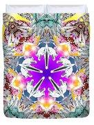 Dimensional Birth Duvet Cover