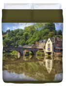 Dinan - Brittany Duvet Cover