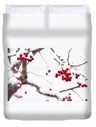 Dingle Berries II Duvet Cover