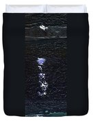 Dingle Quay By Night Detail 2 On The Wild Atlantic Way Of Western Ireland Duvet Cover