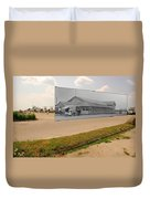 Dining Hall At Sakonnet Point In Little Compton Ri Duvet Cover