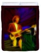 Dire Straits-gd-14a-fractal Duvet Cover