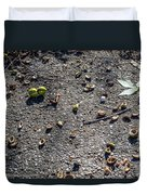 Dirty Dishes - Squirrel Style Duvet Cover