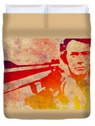 Dirty Harry - 4 Duvet Cover