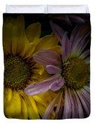 Discarded Bouquet Duvet Cover