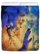 Discovering Yourself Duvet Cover by Joe Misrasi