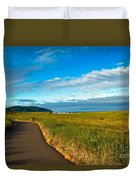 Discovery Trail Duvet Cover