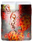 Disintegration Duvet Cover