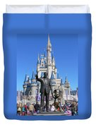Disney And Mickey Duvet Cover