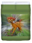 Disney Floral Bambi Duvet Cover