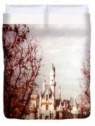 Disneyland 1977 Duvet Cover
