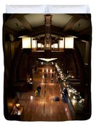 Disneyland Grand Californian Hotel Front Desk 02 Duvet Cover
