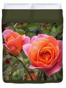 Disneyland Roses Duvet Cover