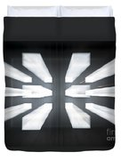 Display Screens Duvet Cover
