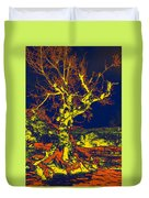 Dried Up Tree Duvet Cover