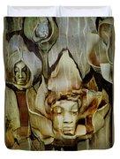 Distortion Duvet Cover