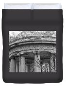 District Of Columbia World War I Memorial Duvet Cover