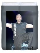 Disturbed Duvet Cover