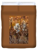 Ditch Beauty Duvet Cover