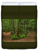 Diverted Paths Duvet Cover