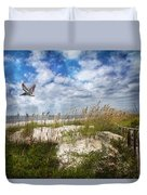 Divine Beach Day  Duvet Cover