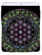 Divine Feminine Energy Duvet Cover