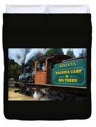 Dixiana Engine 4 Duvet Cover