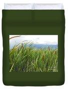 Dobie Swamp Tails Duvet Cover