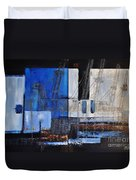 Dock 35 Duvet Cover by Sallie-Anne Swift
