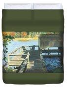 Docktime Duvet Cover