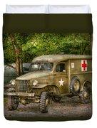 Doctor - Mash Unit  Duvet Cover
