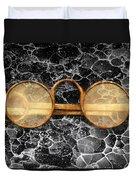 Doctor - Optometrist - Glasses Sold Here  Duvet Cover