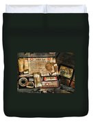 Doctor - The First Aid Kit Duvet Cover