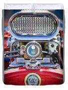 Dodge Brothers - Boyce Motometer Duvet Cover