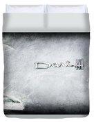 Dodge Dart 440 Emblem Duvet Cover