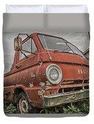 Dodge Duvet Cover